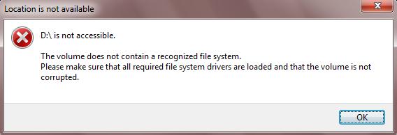 raw-file-system