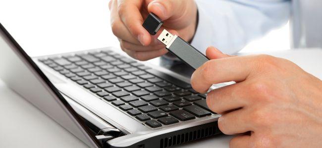 Come Partizionare Chiavetta USB